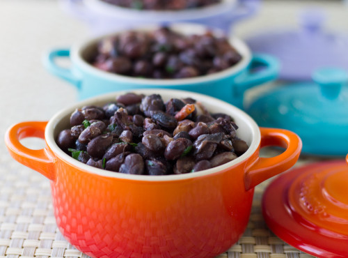 Slow Cooker Cuban Black Beans | Culinary Hill