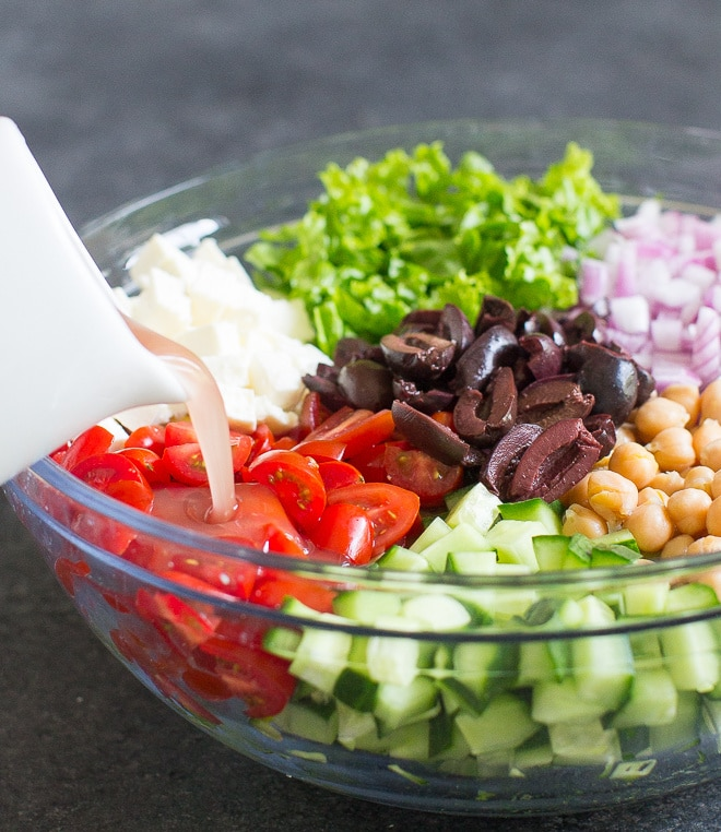 Mediterranean Chopped Salad Culinary Hill-3