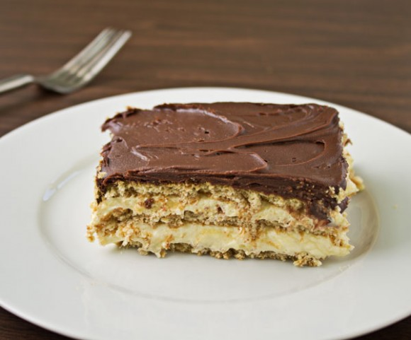 Chocolate Eclair Cake by Culinary Hill