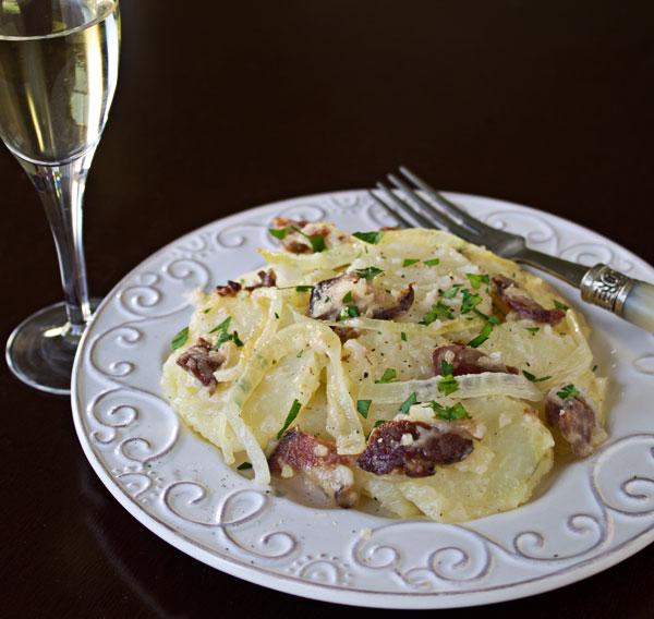 German Potato Salad by Culinary Hill