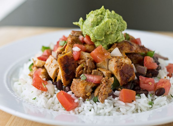 Chipotle Chicken {Copycat Recipe} | Culinary Hill