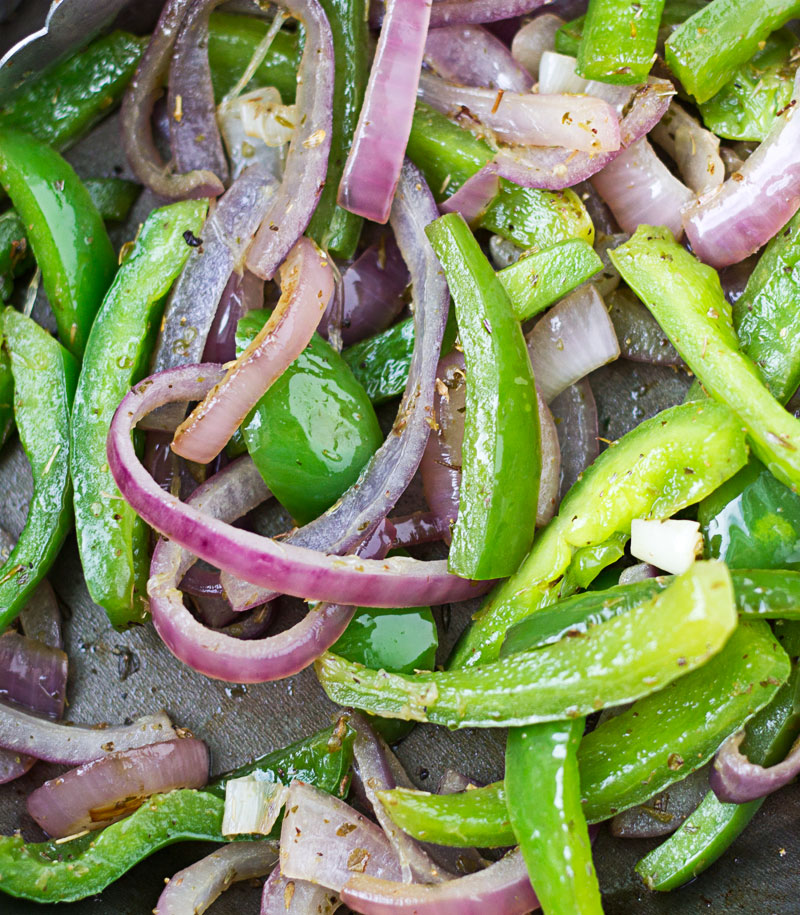 Chipotle Grilled Peppers And Onions Copycat Recipe Culinary Hill
