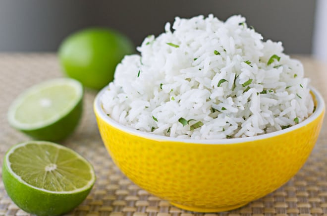 Chipotle Cilantro-Lime Rice {Copycat Recipe} | Culinary Hill