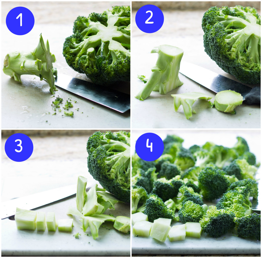 Four different methods of broccoli preparation plus topping and serving ideas for each! New inspiration to keep this power vegetable on your plate.