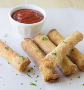 3-Ingredient Pizza Sticks | Culinary Hill