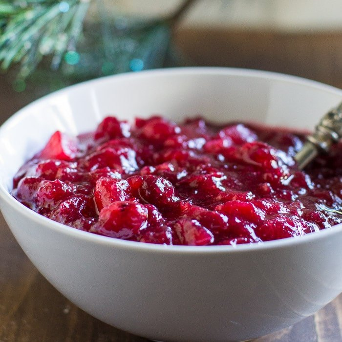 Dress Up Your Cranberry Sauce!