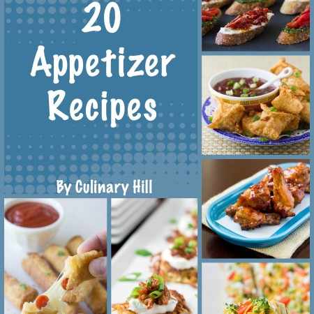 20 Appetizer Recipes | Culinary Hill