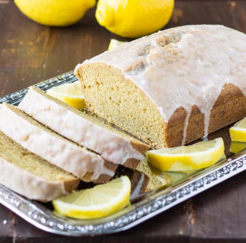 Lemon Olive Oil Cake (Vegan) | Culinary Hill