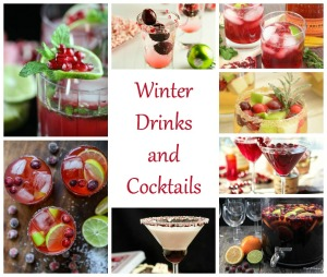 Winter Drinks and Cocktails | Culinary Hill