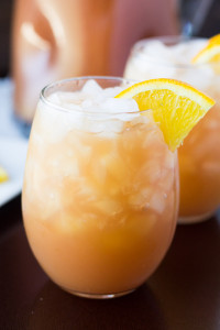New Mother Mocktail {Juice Blend} | Culinary Hill