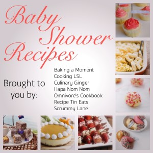 Baby Shower Recipes | Culinary Hill
