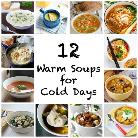 Warm Soups for Cold Days | Culinary Hill