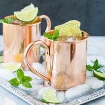 A Moscow Mule perfected by a Minnesota bartender. A few sweet surprises make this East-meets-West cocktail-in-a-copper-cup extra special!