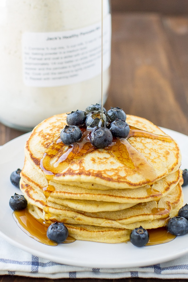 pancake mix - photo #26
