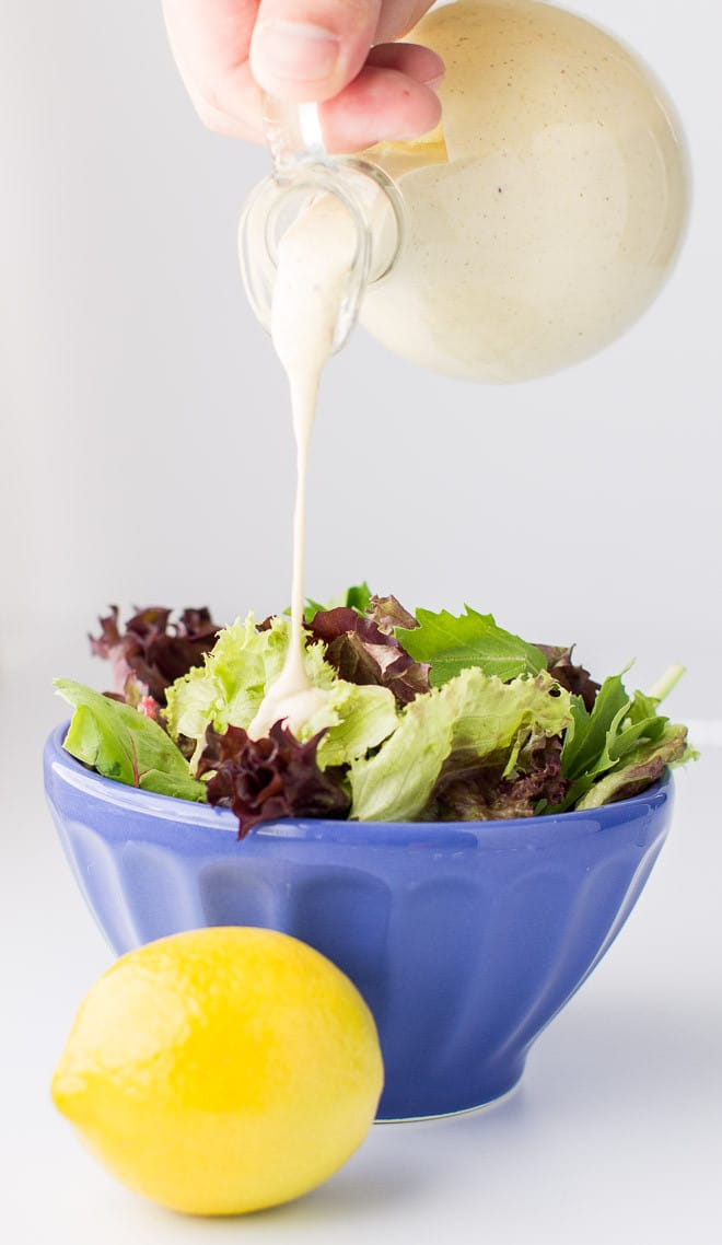 how to make homemade french salad dressing
