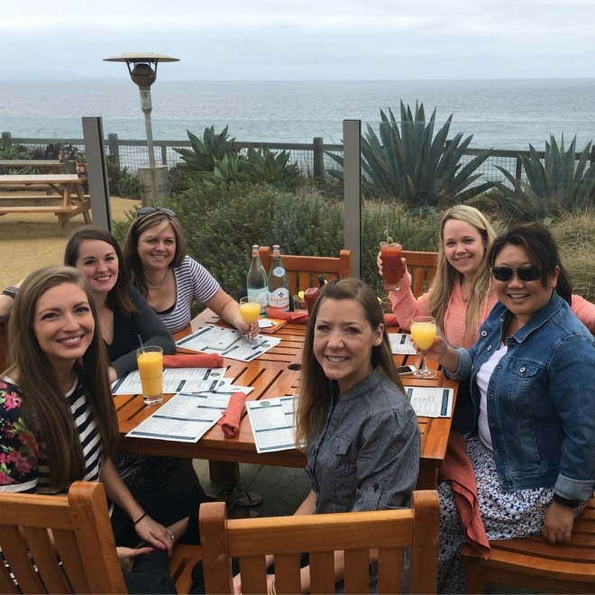 A blogger weekend getaway at Terranea Resorts in Palos Verdes, California.