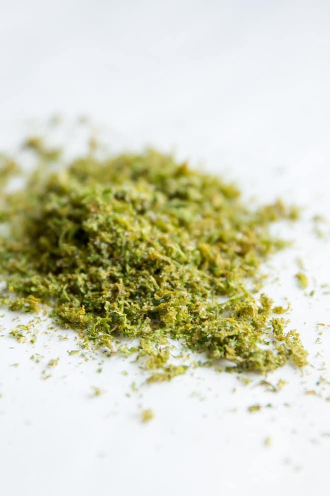 Salt in celery