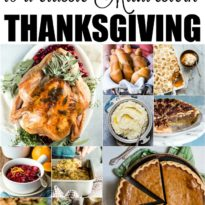 Plan your perfect Midwestern Thanksgiving! This ultimate guide contains make-ahead instructions, a printable shopping list, and links to all 10 recipes.