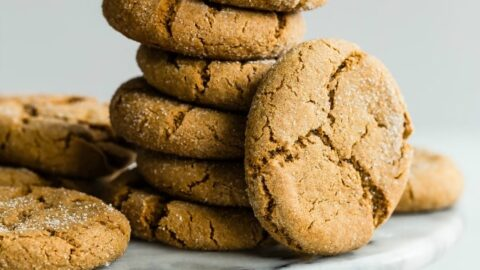 Molasses Cookies Culinary Hill