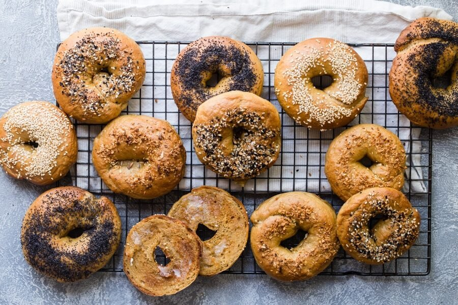 Not all bagels are created equal; in fact, truly great bagels are so hard to find, I decided to learn how to make bagels at home. This recipe for the classic bagel is easy to follow; once you get the basics down, switch up the toppings and flavors to delight every bagel lover in the house.