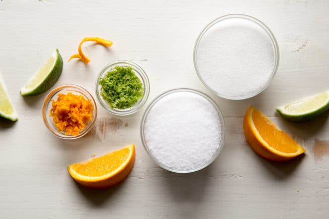 A custom made Margarita Salt turns an ordinary drink into a handcrafted cocktail masterpiece, and it might give you a certain reputation for knowing a thing or two about mixology. This easy cocktail salt is just the thing for next-level Margaritas, Palomas, and Salty Dogs.