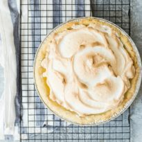Light and heavenly, meringue is little more than egg whites and sugar, whipped into clouds of pure delight and gently baked. Billows of it can be used to top a pie, but it's equally wonderful on its own, too, piped into cookies, kisses, cakes, and nests for fresh fruit.
