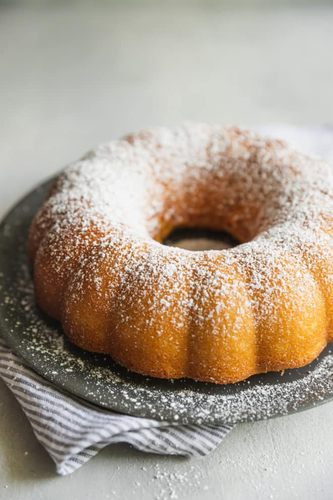 If you're looking for the fluffy, perfect vanilla-scented cake your grandma (and mine) used to make, this recipe for Hot Milk Cake is definitely the one. Made with scalded milk, this lovely, old-fashioned cake is soft, sweet, and absolutely foolproof.