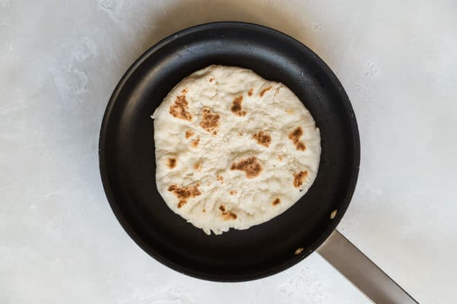 Get ready for the cheers when you learn how to make pizza dough from scratch. Not just any dough, mind you— authentic, chewy dough that tastes fabulous and cooks up in minutes. If your family is anything like my family, then everyone likes different ingredients on their pizza. This easy recipe for pizza dough solves the problem and lets everyone have their own pizza, just the way they want it.