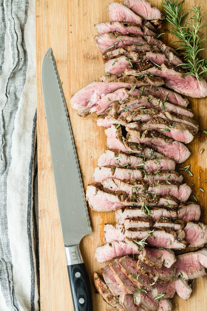It sounds like the fanciest entrée at the best restaurant in town, but actually Grilled London Broil is an inexpensive and delicious way to feed a large family or a backyard full of hungry guests. The marinade does most of the work for you and the coals do the rest for perfect results every time.