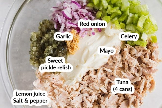 The Best Tuna Salad Recipe Culinary Hill