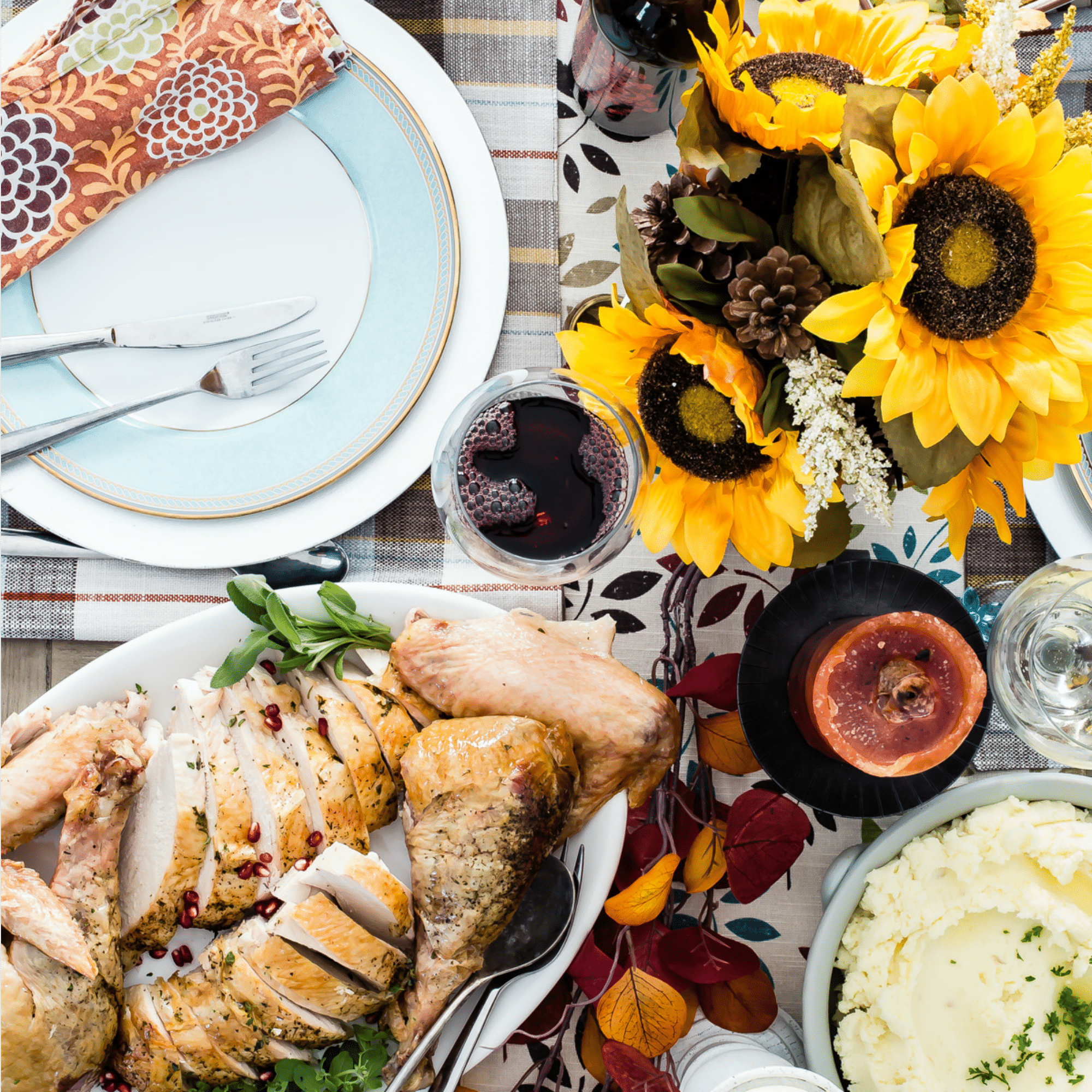 The most important feast of the year just got easier with my menu for a complete make-ahead Thanksgiving. I included all the tips, tricks, and advice to make your holiday smooth sailing, at least when it comes to the food...I can't guarantee everyone will arrive on time.