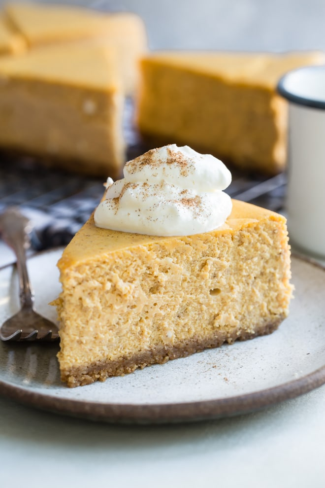 Pumpkin Cheesecake Recipe Culinary Hill