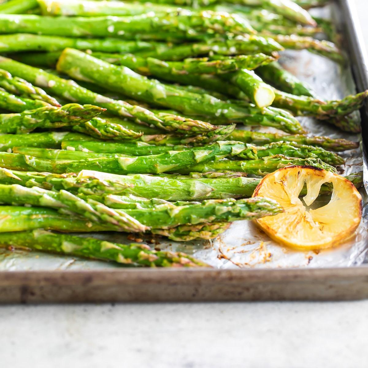 Roasted Asparagus Culinary Hill