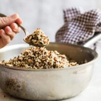 Once you know how to cook quinoa, you'll find so many ways to use this ancient superfood. You'll love its nutty flavor and fluffy texture. It's fabulous in place of rice, couscous, or pasta and in your favorite soups and salads.
