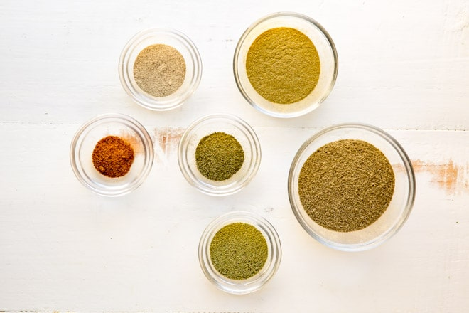 This Homemade Poultry Seasoning recipe is a simple blend of aromatic herbs and spices that you might already have in the pantry, and it does amazing things to chicken, roast turkey, and even pork. You'll never run out of delicious ways to use it.