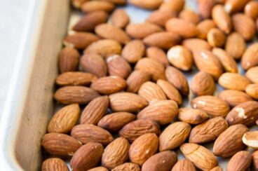 Roasting almonds brings out their natural flavor and adds a little extra crunch in the process. Plus, it's an easy to learn how to roast almonds and will it up your cooking game with very little effort.