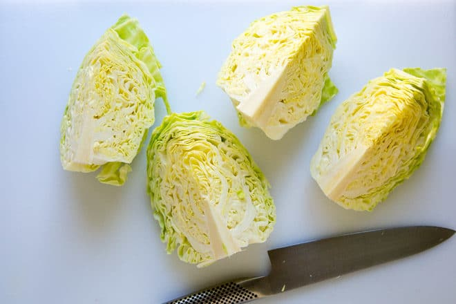 Tangy, crunchy, and oh, so good for you, here's How to Make Sauerkraut the old-fashioned way. All you need is salt, cabbage, and time; you'll be thrilled with just how delicious and easy it is.