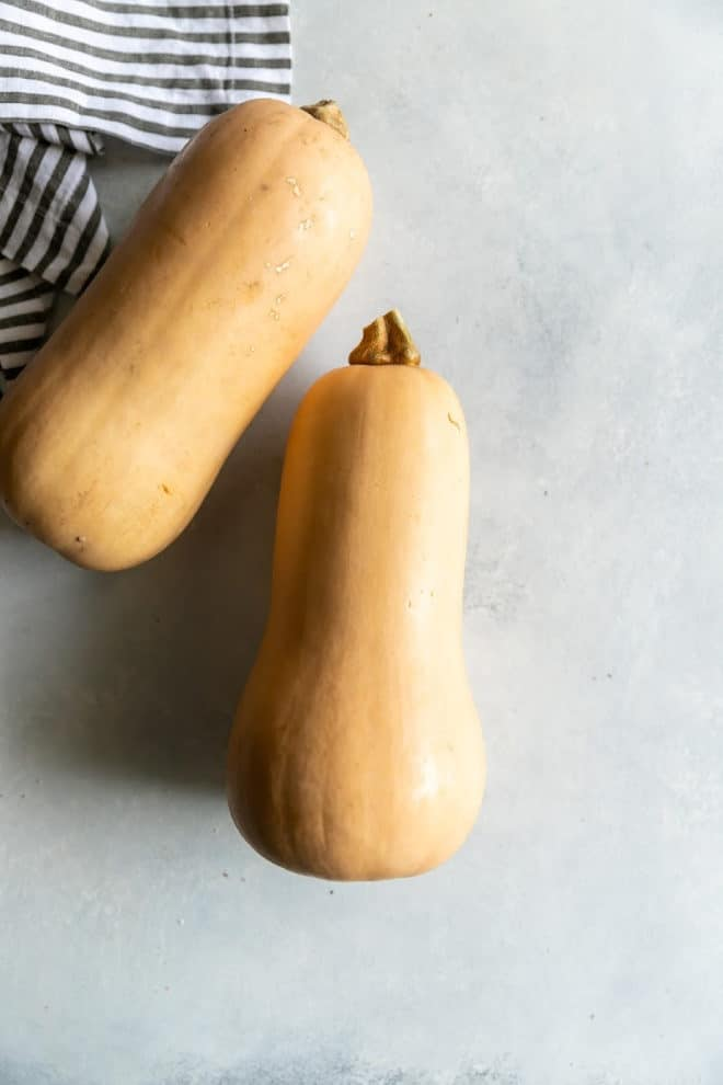 Roasted Butternut Squash with brown sugar makes an amazing fall or winter vegetable on chilly nights, and a perfect accompaniment to a baked chicken or roast.