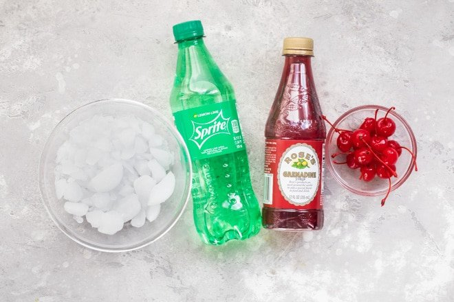 Something as pretty, pink, and irresistibly fizzy as the Shirley Temple turns any occasion into a celebration. It makes the perfect holiday beverage for every age and walk of life; plus, the extra cherries make things even merrier!