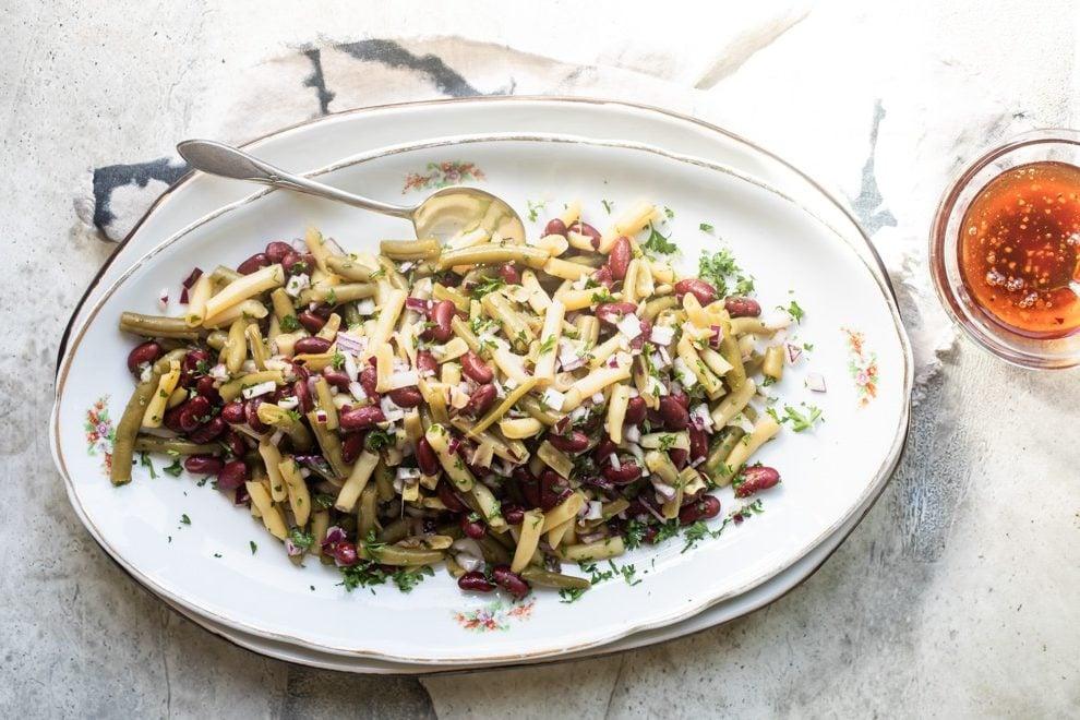 Marinos Three Bean Salad Recipe