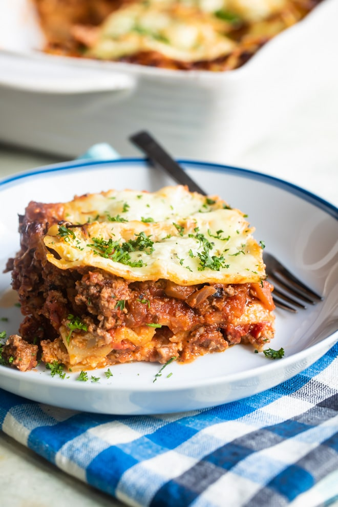 The Best Make Ahead Lasagna Culinary Hill