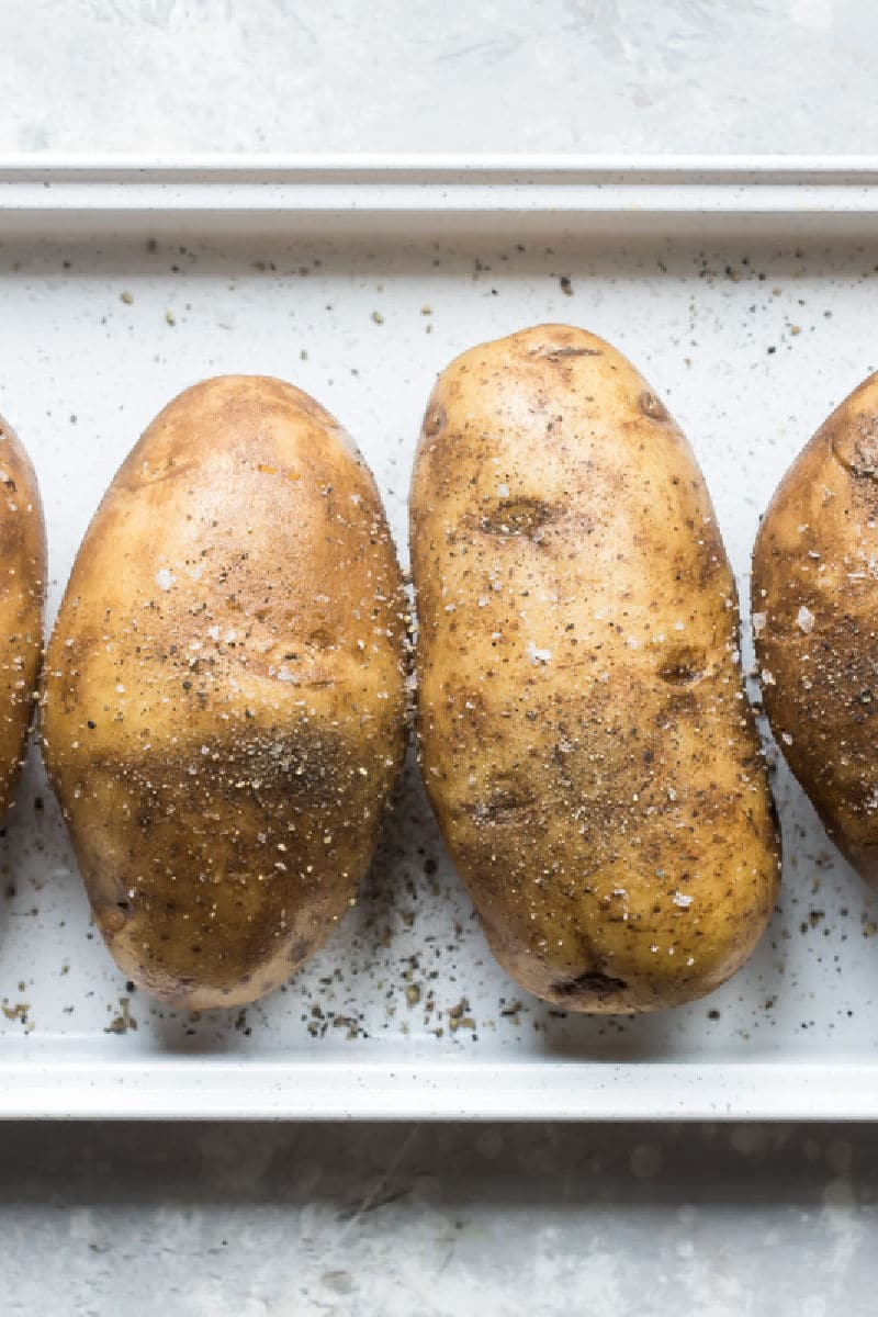 How To Bake Potatoes Culinary Hill
