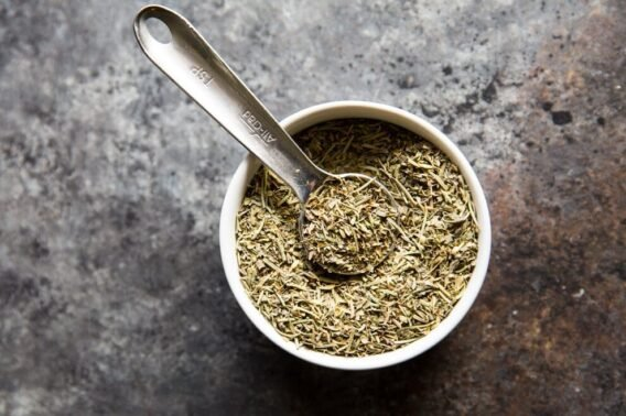 An easy recipe for homemade Italian Seasoning. If you don't have the store-bought blend on hand, you can easily make your own! If you're missing one of the ingredients, just leave it out.